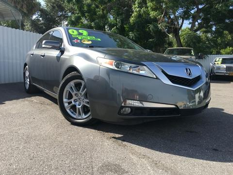 2009 Acura TL for sale in Tampa FL