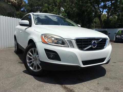 2010 Volvo XC60 for sale in Tampa, FL