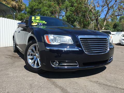 2012 Chrysler 300 for sale in Tampa, FL
