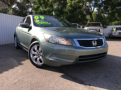 2009 Honda Accord for sale in Tampa FL