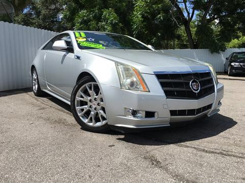 2011 Cadillac CTS for sale in Tampa FL