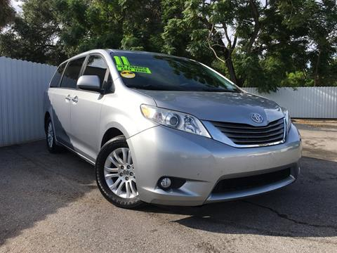 2011 Toyota Sienna for sale in Tampa FL