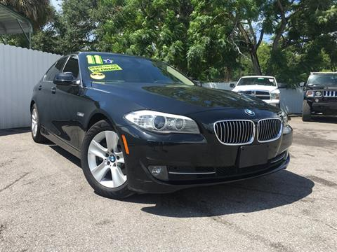 2011 BMW 5 Series for sale in Tampa FL