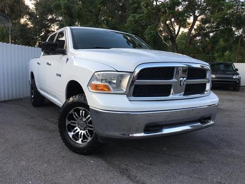 2010 Dodge Ram Pickup 1500 for sale in Tampa FL