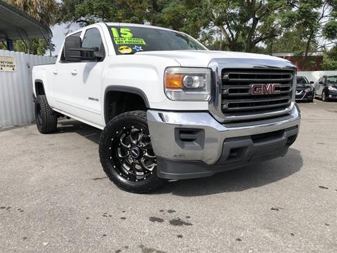 2015 GMC Sierra 2500HD for sale in Tampa, FL