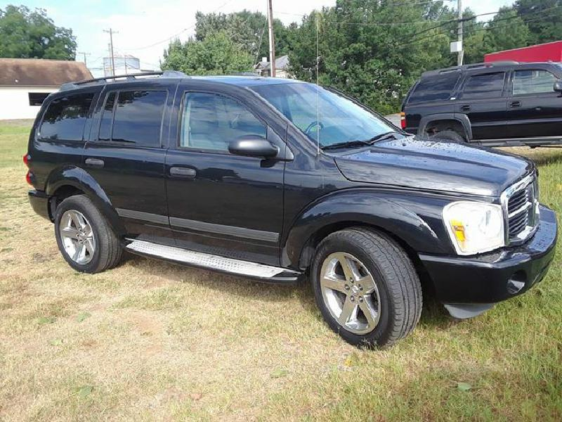 2006 Dodge Durango for sale at Dukes Automotive LLC in Lancaster SC