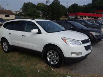 2011 Chevrolet Traverse for sale at Dukes Automotive LLC in Lancaster SC