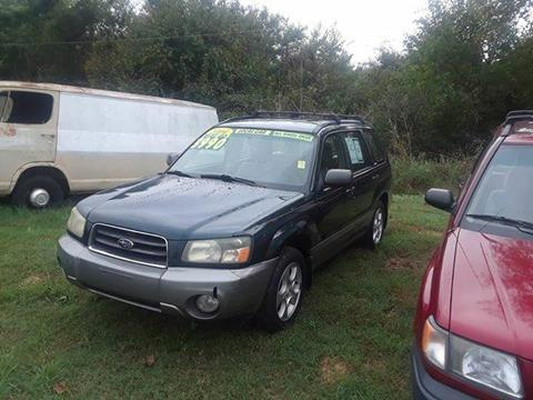2004 Subaru Forester for sale in Lancaster, SC