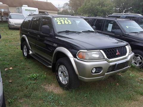 2000 Mitsubishi Montero Sport for sale in Lancaster, SC