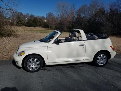 2005 chrysler pt cruiser for sale in south carolina for Thoroughbred motors florence sc