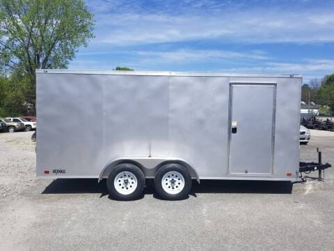 2020 NEXHAUL 7X16 ENCLOSED for sale at Dukes Automotive LLC in Lancaster SC
