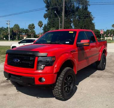 2013 Ford F-150 for sale at Dukes Automotive LLC in Lancaster SC