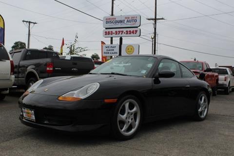 1999 Porsche 911 for sale in Auburn, WA