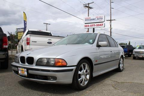 2000 BMW 5 Series for sale in Auburn, WA