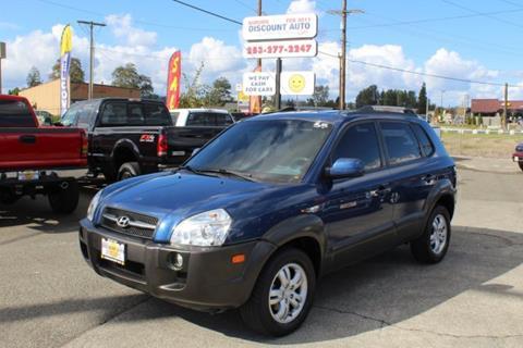 2006 Hyundai Tucson for sale in Auburn, WA