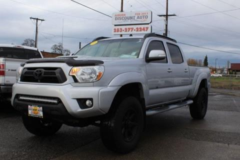 2012 Toyota Tacoma for sale in Auburn, WA
