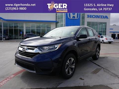 2017 Honda CR-V for sale in Gonzales, LA
