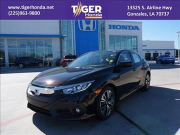 2017 Honda Civic for sale in Gonzales, LA