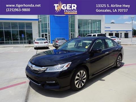 2017 Honda Accord Hybrid for sale in Gonzales, LA