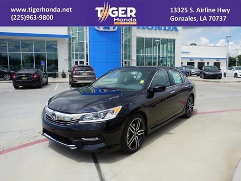 2017 Honda Accord for sale in Gonzales, LA