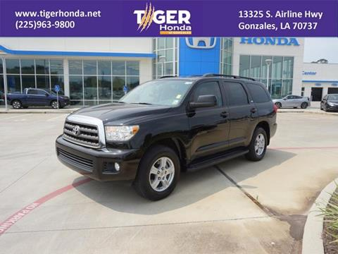 2013 Toyota Sequoia for sale in Gonzales, LA