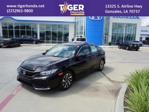 2017 Honda Civic for sale in Gonzales, LA