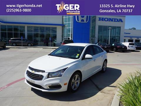 2016 Chevrolet Cruze Limited for sale in Gonzales, LA