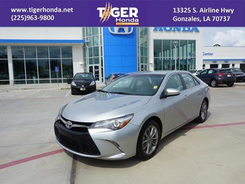 2016 Toyota Camry for sale in Gonzales, LA