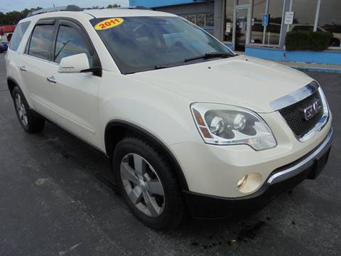2011 GMC Acadia for sale in Georgetown, KY