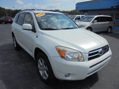 2008 Toyota RAV4 for sale in Georgetown, KY