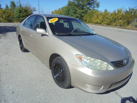 2005 Toyota Camry for sale in Georgetown, KY