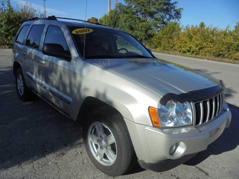 2007 Jeep Grand Cherokee for sale in Georgetown, KY