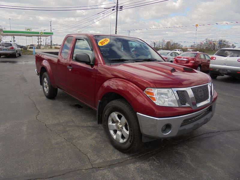 1031396529 - 2010 Nissan Frontier Crew Cab Se 4x4 At