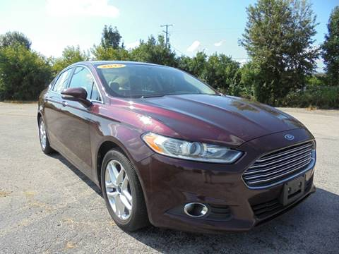 2013 Ford Fusion for sale in Georgetown, KY