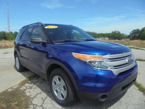 2013 Ford Explorer for sale in Georgetown, KY