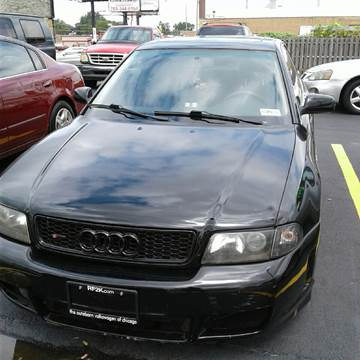 1999 Audi A4 for sale in Stone Park, IL