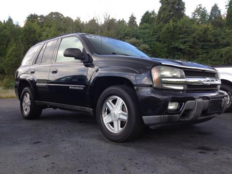 2002 Chevrolet TrailBlazer for sale in Alexandria, KY