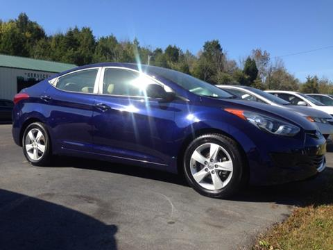 2013 Hyundai Elantra for sale in Alexandria, KY
