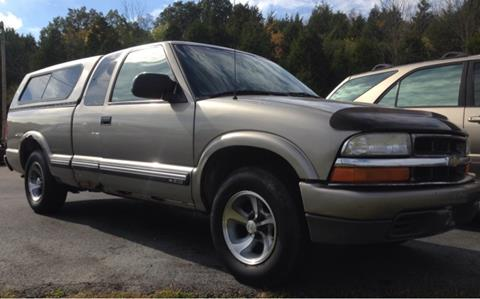 2001 Chevrolet S-10 for sale in Alexandria, KY