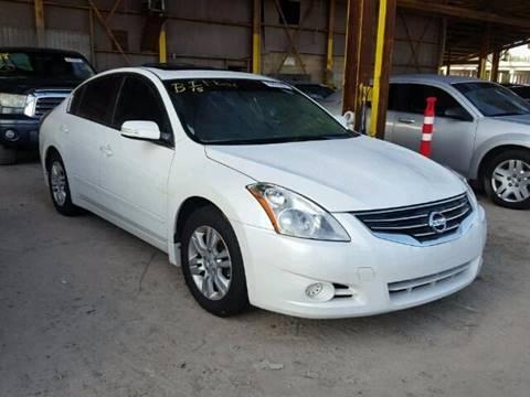 2010 Nissan Altima for sale in Jacksonville, FL