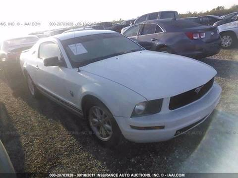 2009 Ford Mustang for sale in Jacksonville, FL