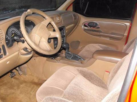 2002 Chevrolet TrailBlazer for sale in Jacksonville, FL