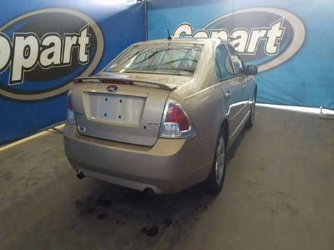 2008 Ford Fusion for sale in Jacksonville, FL