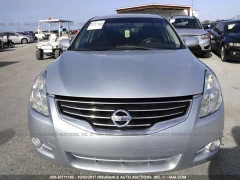 2010 Nissan Altima For Sale In Jacksonville Fl