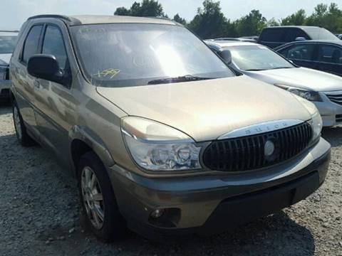 2005 Buick Rendezvous For Sale In Jacksonville Fl