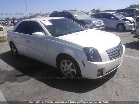 2005 cadillac cts for sale in florida. Black Bedroom Furniture Sets. Home Design Ideas