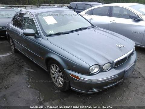 2003 Jaguar X Type For Sale In Jacksonville, FL