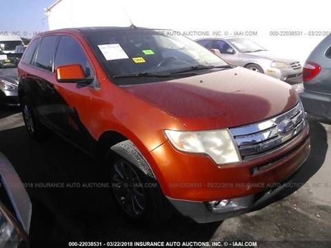 Ford Edge For Sale In Jacksonville Fl