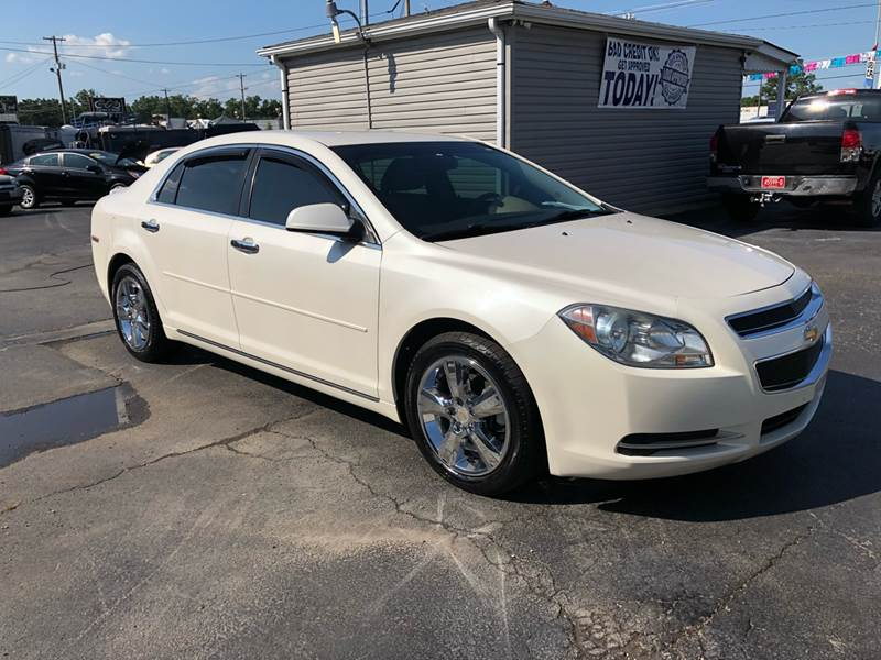 2010 Chevrolet Malibu For Sale At Car Crazy Automotive In Murfreesboro TN