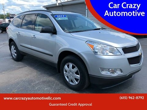 2011 Chevrolet Traverse for sale in Murfreesboro, TN